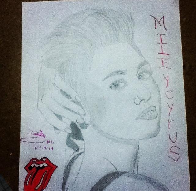 Miley Cyrus par Danielmtz04